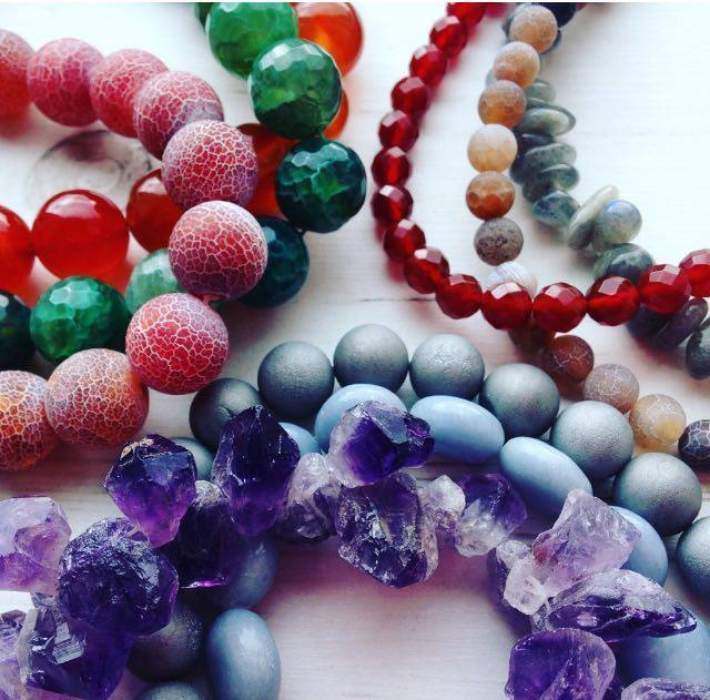 It's all about beads