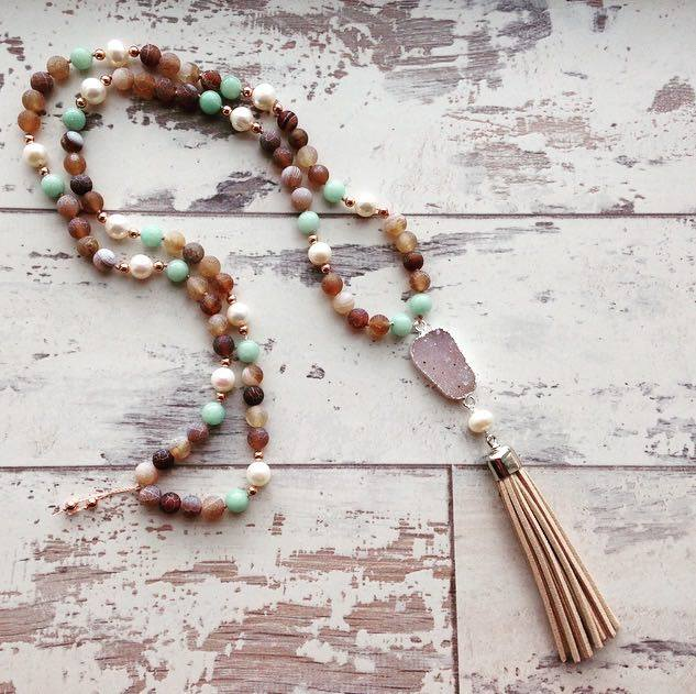 Creating Beaded Necklaces & Bracelets