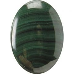 40x30mm Malachite A Grade Gemstone Cabochon