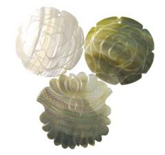 *Assorted Shell Shape Beads with Hole REDUCED BY 50%