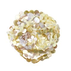 Bargain Pack Shell Bead Strands Mixed (10)