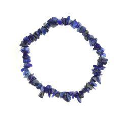 Superior Gemstone Tumblechip Bracelet Lapis