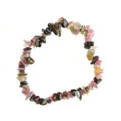Superior Gemstone Tumblechip Bracelet Tourmaline