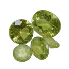 5mm Peridot Facet