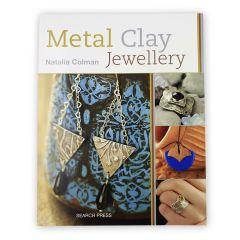 Metal Clay Jewellery book by Natalia Coleman NETT