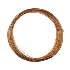 0.6mm Copper Beading Wire 10 metres