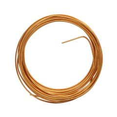 Parawire 16 Gauge (1.29mm) Bronze Wire 15ft (4.6m) Coil
