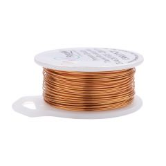 Parawire 24 Gauge (0.51mm) Bronze Wire 20 Yard (18.2m) Spool