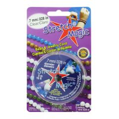 0.7mm Stretch Magic Clear 5 Metre Reel