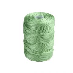 C-Lon Bead Cord (CLC) Mint 92yds (84 Metres) per Bobbin NETT