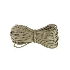 Natural Waxed Beading Cord 2mm - 10 Metres
