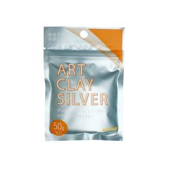 Silver Art Clay New Formula 50g NETT