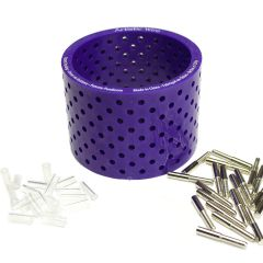 Beadalon Artistic Wire 3D Bracelet Jig with 20 Pegs