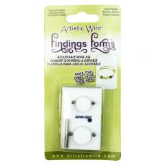 Beadalon Findings Forms Adjustable Rings Jig